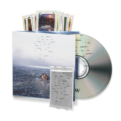 Shawn Mendes: Wonder CD W/ Limited Collectible Cards Pack I