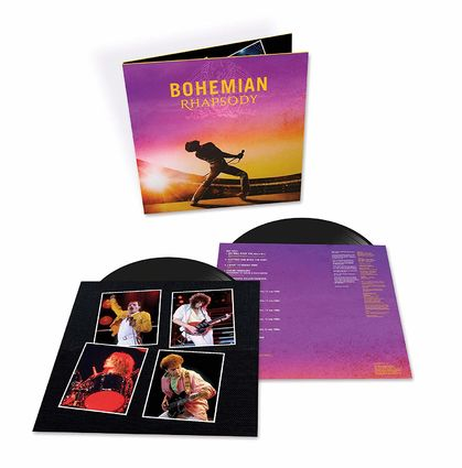 Queen: Bohemian Rhapsody: The Original Soundtrack (2LP)