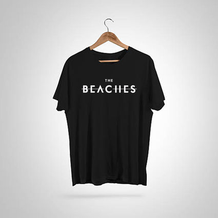 The Beaches: The Beaches Logo Tee