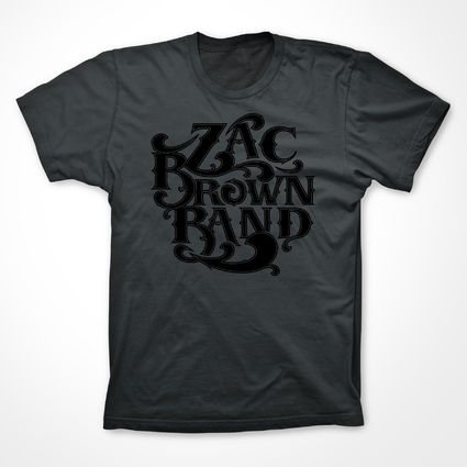 Zac Brown Band: Zac Brown Band Logo Tee