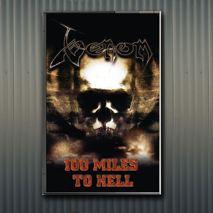 Venom: 100 Miles To Hell Cassette