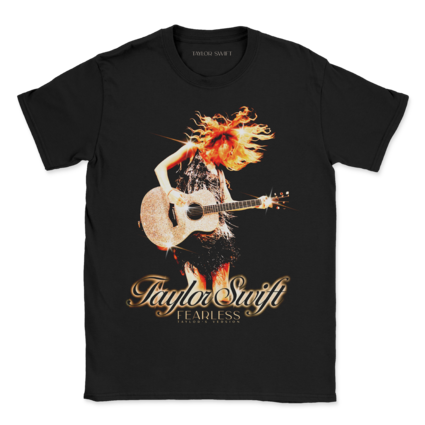 Taylor Swift: with you i'd dance t-shirt