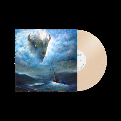 Crown Lands: White Buffalo Cream LP (LTD Edition)