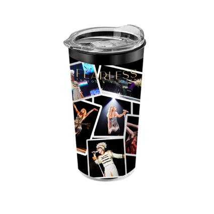 Taylor Swift: Album Collage Tumbler