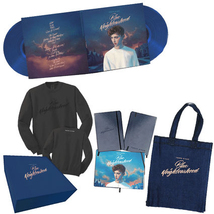 Troye Sivan: Blue Neighbourhood Deluxe LP Ultimate Bundle