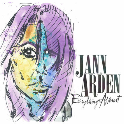 Jann Arden: Everything Almost (CD)