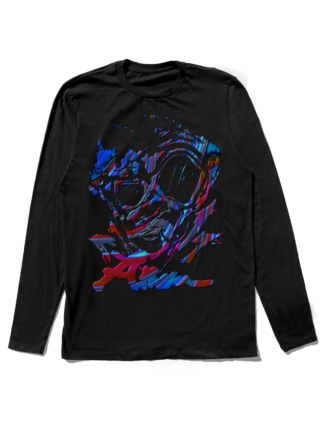 The Weeknd: FEAR AND LOATHING LONGSLEEVE