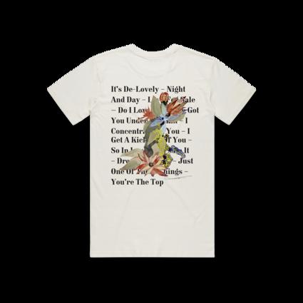 Lady Gaga: Love For Sale Tracklist T-Shirt