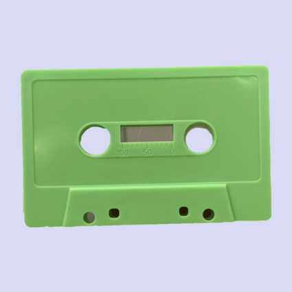 Billie Eilish: LIME GREEN CASSETTE
