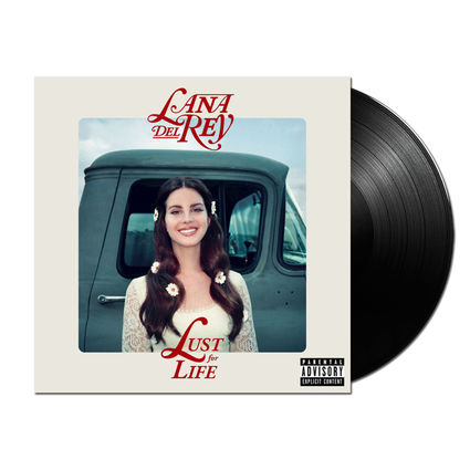 Lana Del Rey: Lust For Life