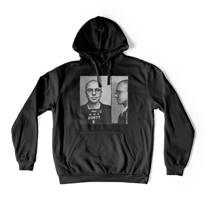 Logic: YSIV Black Hoodie + Digital