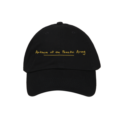 Greta Van Fleet : Anthem Of The Peaceful Army Dad Hat + Digital Album