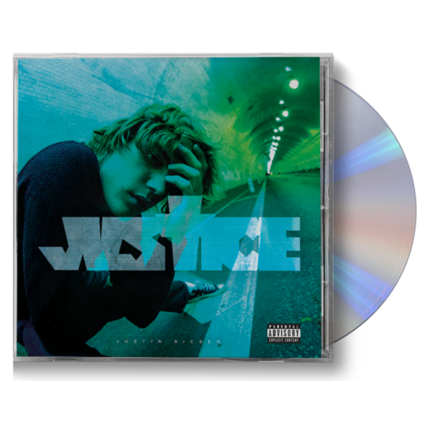 Justin Bieber: JUSTICE ALTERNATE COVER I CD
