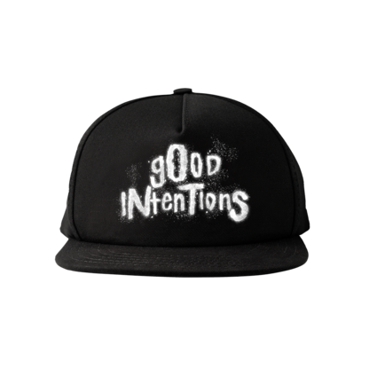 Nav: NWO GOOD INTENTIONS SNAPBACK + DIGITAL ALBUM