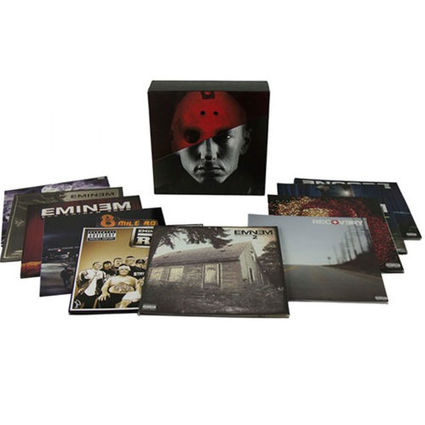 Eminem: THE VINYL LPS (10 LP BOX SET)