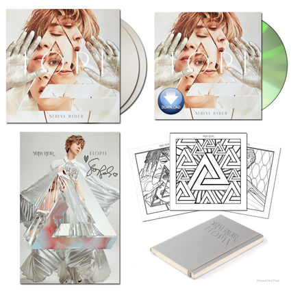 Serena Ryder: Utopia Note Book Bundle