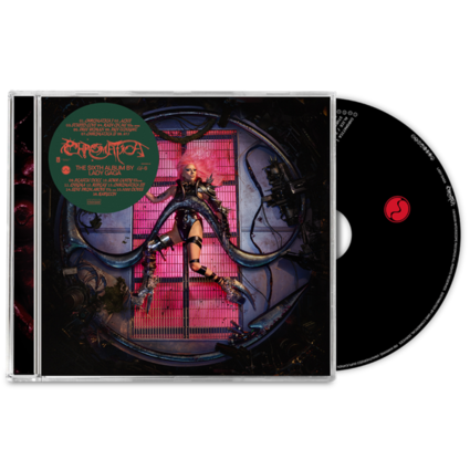 Lady Gaga: Chromatica Standard CD