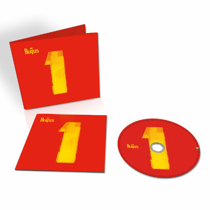 The Beatles: 1 (2.0 Stereo Remix CD)
