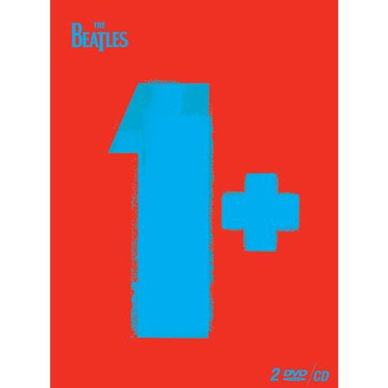 The Beatles: 1+ (2015 CD + 2xDVD)