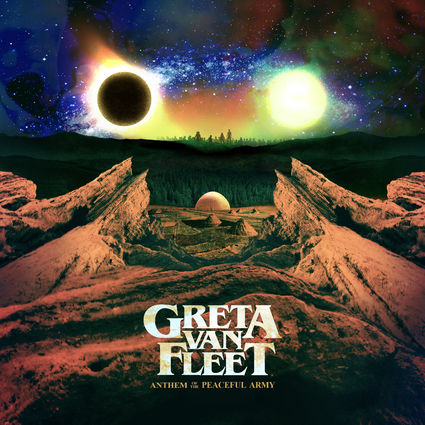 Greta Van Fleet : Anthem Of The Peaceful Army CD