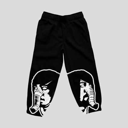 Death From Above 1979: DFA Logo Sweatpants Black