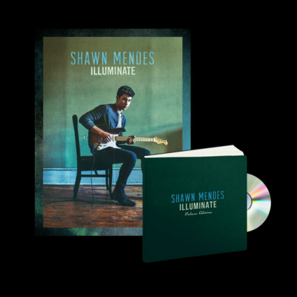 Shawn Mendes: Illuminate Signed Premium Deluxe Book Bundle