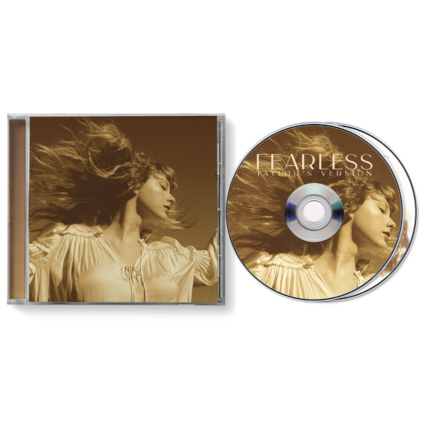 Taylor Swift: Fearless (Taylor's Version) CD