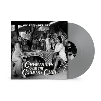 Lana Del Rey: Chemtrails Over the Country Club Exclusive Grey Vinyl