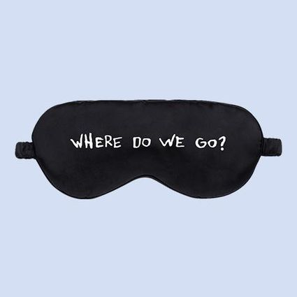 Billie Eilish: WHERE DO WE GO MASK