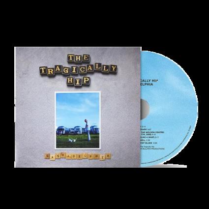 The Tragically Hip: Saskadelphia (CD)