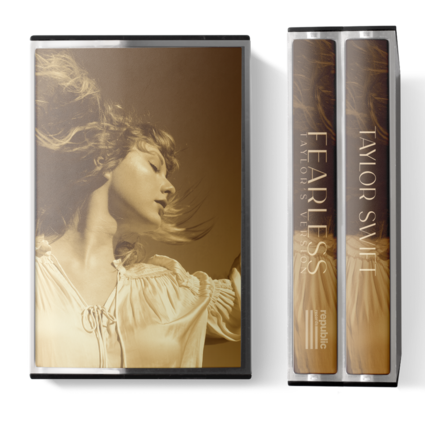 Taylor Swift: Fearless (Taylor's Version) Cassette