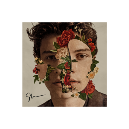 Shawn Mendes: Cover I Litho (Signed) + Digital Album