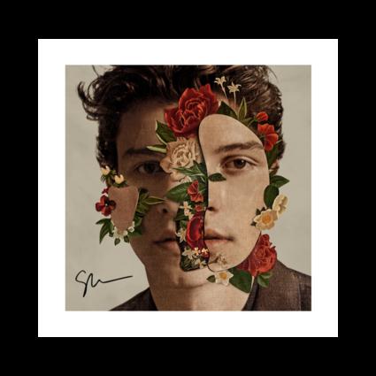 Shawn Mendes: Cover I Litho (Signed) + Digital Album