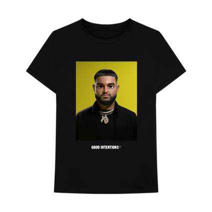 Nav: DELUXE COVER TEE + DIGITAL ALBUM