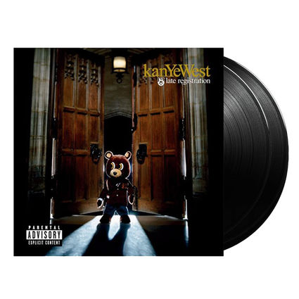 Kanye West: Late Registration (2LP)