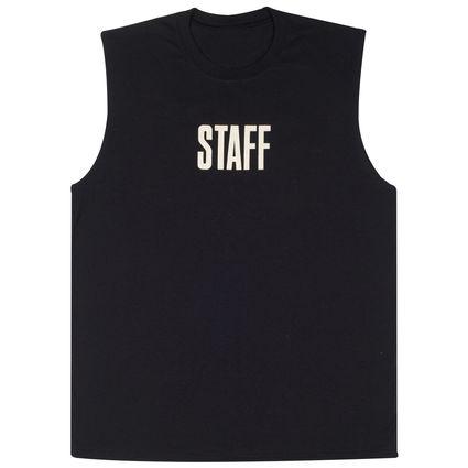 Justin Bieber: Staff Muscle Tank