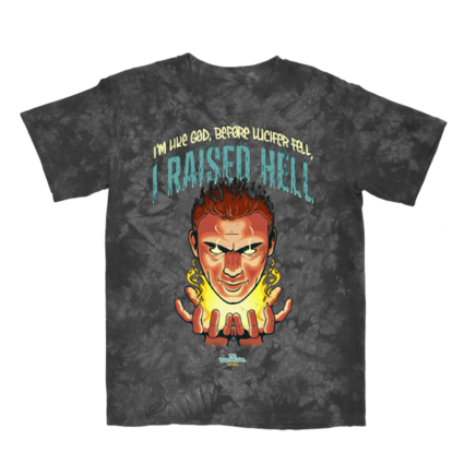 Logic: I RAISED HELL LIMITED EDITION TEE