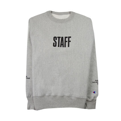 Justin Bieber: Staff Crewneck Fleece