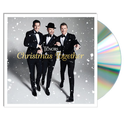 The Tenors: Christmas Together CD