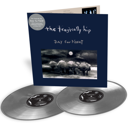 The Tragically Hip: Day For Night (Silver Vinyl)