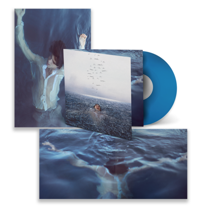 Shawn Mendes: WONDER BLUE VINYL