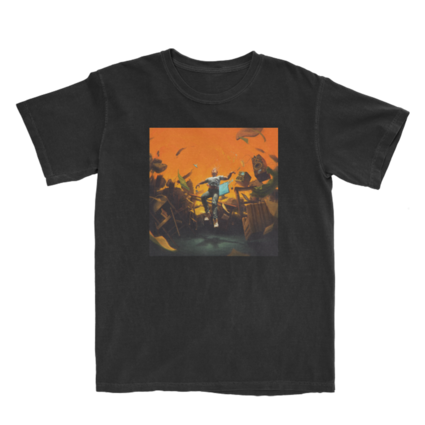 Logic: ALBUM COVER TEE