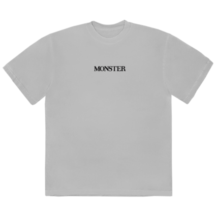 justin bieber: MONSTER CIRCLE PHOTO T-SHIRT