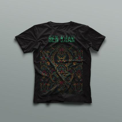 Ben Khan: Emerald Logo T-Shirt