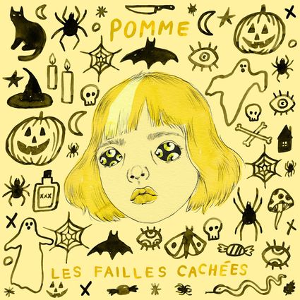 Pomme: les failles cachees (Halloween Edition) - Signed