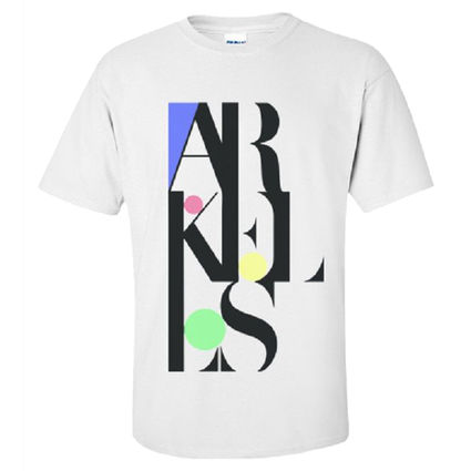 Arkells: Vogue Logo T-Shirt