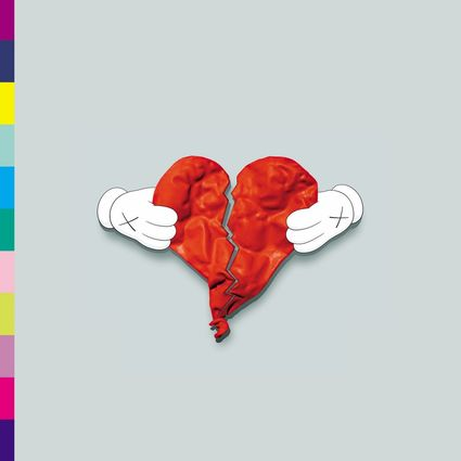 Kanye West: 808s & Heartbreak (2LP + CD)