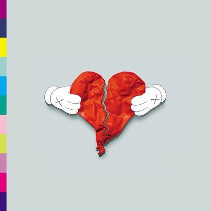 Kanye West: 808s & Heartbreak (2LP + CD)