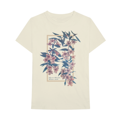 Shawn Mendes: Winter Floral T-Shirt