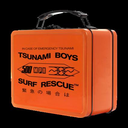 Nav: TSUNAMI BOYS LUNCH BOX